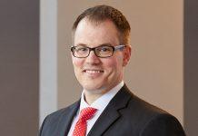 Remo Bretscher ist neuer CFO der Hoval Gruppe. Foto: Hoval AG