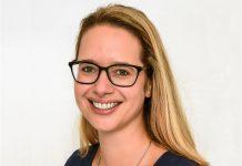 Stephanie Nyffenegger übernimmt die Leitung der Armaturenfabrik. Foto: Nyffenegger AG