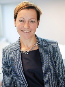 Dr. Elena Cortona wird per 1. Juni 2021 ihre Position bei Belimo antreten. Foto: Schindler Aufzüge AG