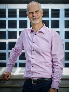 Der libanesisch-schweizerische Ingenieur Mario El-Khoury ist seit 1994 beim CSEM beschäftigt