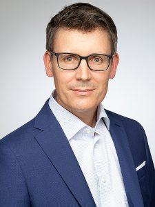 Alexandre Pauchard (49) übernimmt die Leitung des CSEM ab dem 18. Januar 2021. Fotos: CSEM