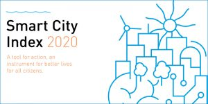 Download Smart City Index 2020: bitte auf Bild klicken.