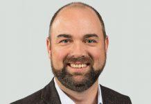 Linus Gähwiler wird ab 1. Februar 2021 Leiter von CKW Gebäudetechnik und Mitglied der Geschäftsleitung von CKW. Foto: CKW