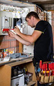 Im Sommer 2020 hat CKW mit dem flächendeckenden Wechsel der Stromzähler hin zu Smart Metern begonnen. Foto: CKW