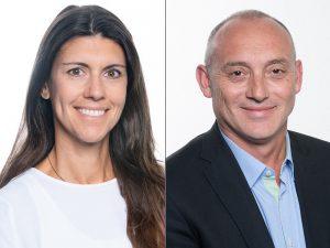 Christina Annen und Claudio Stern verstärken das Team bei pom+ Consulting. Foto: pom+