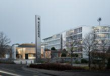 Hauptsitz der Arbonia Gruppe in Arbon. Foto: Arbonia.