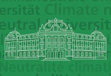 Universität Bern will bis 2025 klimaneutral sein. Foto: Universität Bern