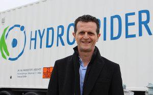 Rolf Huber, Chairman H2 Energy Holding AG.