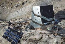 Siemens verhilft der Monte-Rosa-Hütte mit neuer Batterie-Lösung zu noch mehr Energieeffizienz. Foto: Siemens