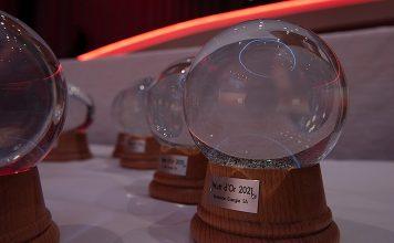 Am 7. Januar 2021, hat das Bundesamt für Energie zum vierzehnten Mal den Schweizer Energiepreis Watt d'Or verliehen. Foto: BFE2021
