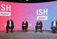 ISH digital 2021 vom 22. – 26. März 2021. Foto: Messe Frankfurt