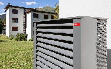 Hybridheizung auf 1800 Meter Höhe. Foto: Hoval Schweiz AG