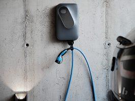 Die Ladestation INCH verbindet topmoderne Technologie mit herausragendem Design. Foto: Repower