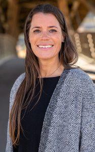 Fiona Trachsel übernimmt die Leitung der ewp per 1. Juli 2021. Foto: ewp