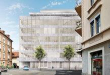 Swiss Prime Site Immobilien entwickelt für Google neuen Standort in Zürich. Visualisierung: SPS