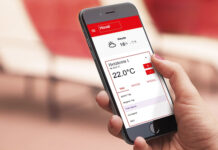 HovalConnect ist auch als gleichnamige mobile App erhältlich. Foto Hoval AG