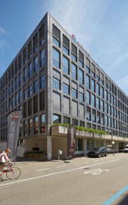 Google Schweiz ist ab 2023 neue Alleinmieterin an der Müllerstrasse 16/20. Foto: SPS
