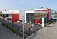 Der Hauptsitz der Mobil in Time Gruppe in Diessenhofen. Foto: MiT Gruppe