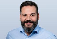 Dario Izzo ist ab 1. Oktober 2021 Leiter der Hälg & Co. AG Zürich. Foto: Hälg Holding