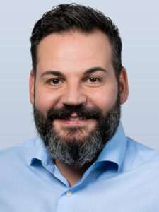 Dario Izzo ist ab 1. Oktober 2021 Leiter der Hälg & Co. AG Zürich. Foto: Hälg Holding AG