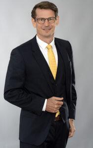 Tobias Knechtle wird neues MItglied der Konzernleitung der Geberit AG. Foto: Geberit AG