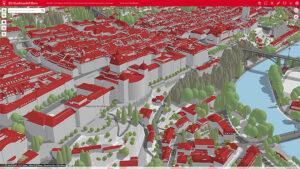 Das Bundeshaus in Bern. Grafik: zvg
