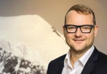 Christoph Arnold wird CEO von Poenina. Foto: zvg