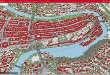 Bern in 3D – virtuell die Bundesstadt erkunden. Grafik: zvg