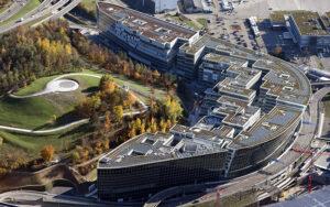 Der Planer- und Integratorentag von KNX Swiss findet am 27. August 2021 im The Circle statt. Foto: Flughafen AG