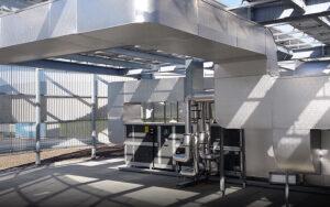 Die Aerovent Crissier SA und die Aerovent Service SA stossen zu BKW Building Solutions. Foto: BKW