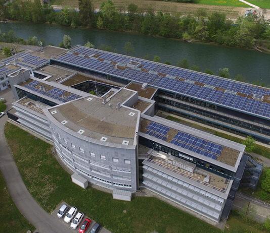 Der 5. Sommerworkshop der KGTV fand dieses Jahr in Rathausen (Emmen, LU) statt, am Hauptsitz der Centralschweizerischen Kraftwerke CKW. Foto: CKW