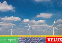 Velux und Schneider Electric werden Partner. Foto: zvg