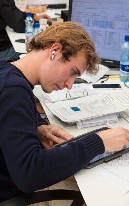 Florian Kopp, Oberwil b. Zug ZG, Fachrichtung Lüftung)